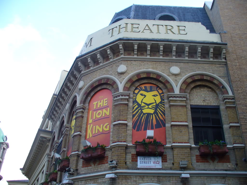 top must see musicals in london this autumn